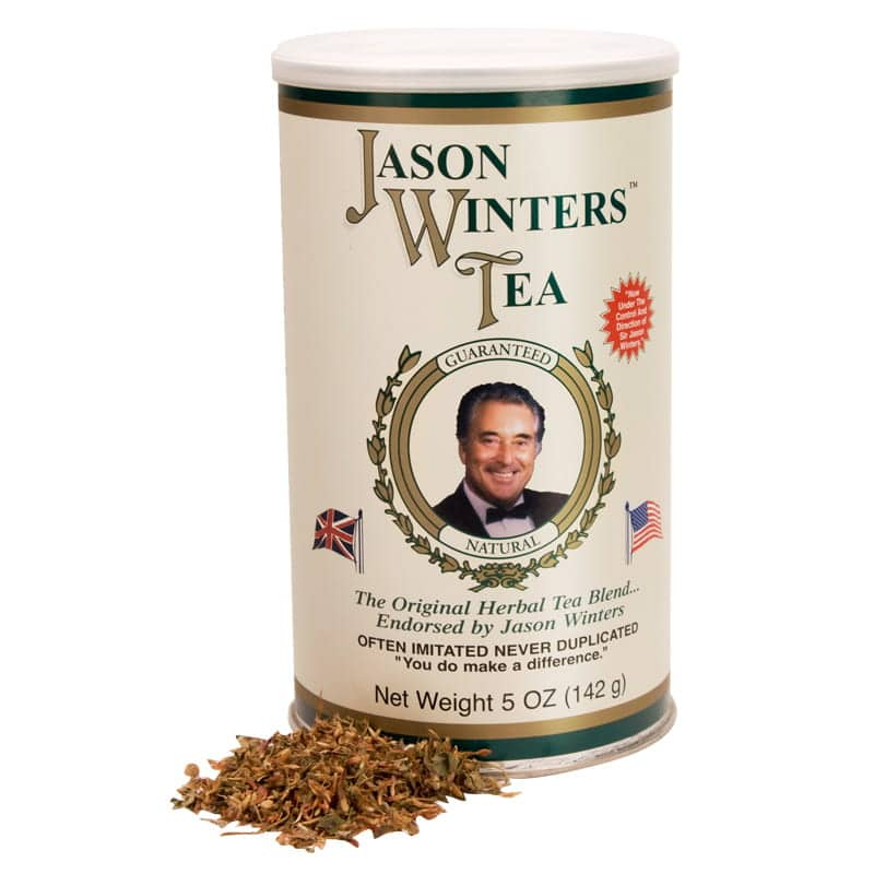Classic blend herbal tea 5oz with sage sir jason winters