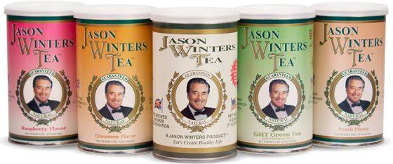 SJW Pre-Brewed Tea