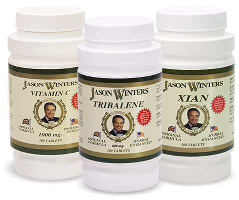 Sir Jason Winters Herbal Teas and Supplements | Official Website