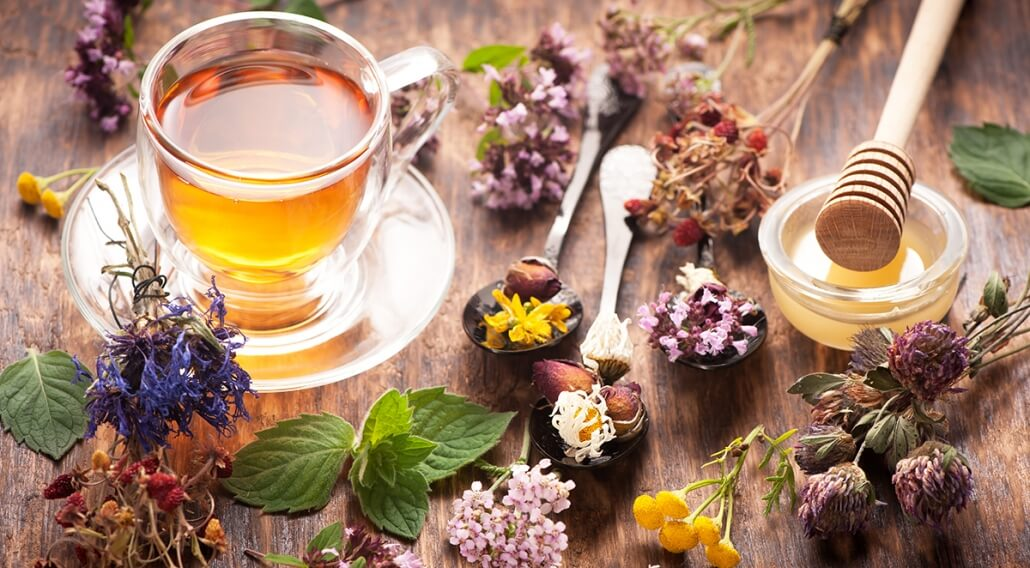 Getting Ready for Cold and Flu Season with Herb Teas | Sir