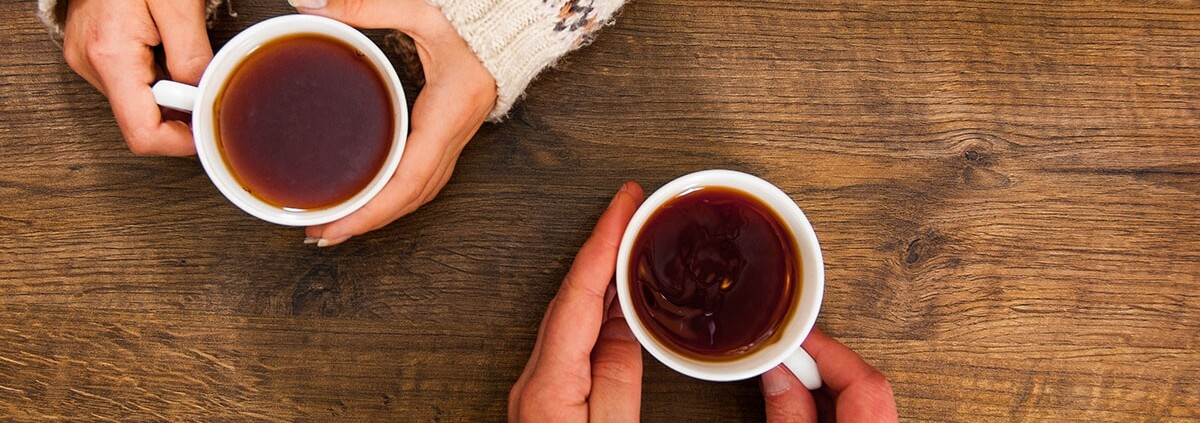 Making the Transition from Coffee to Tea