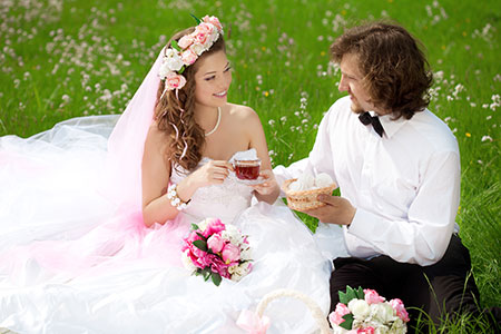 Planning the Perfect Wedding Tea