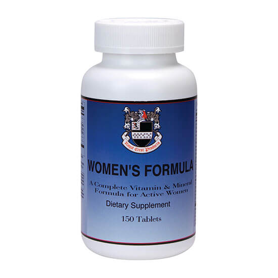 Women's Formula Multivitamin.