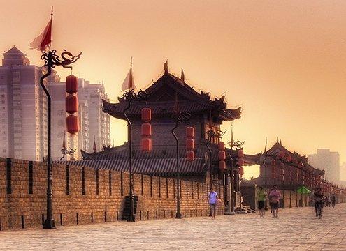 ancient capital of Xian