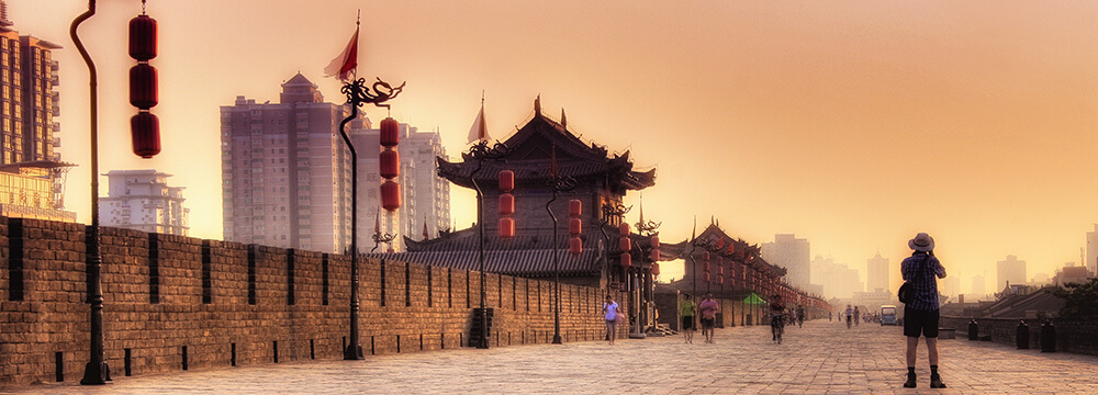 ancient capital of Xian