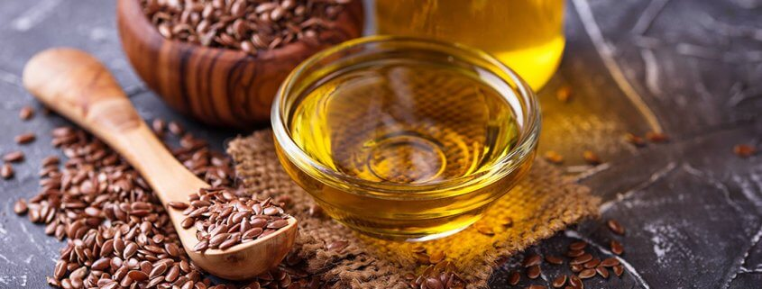 The Benefits of Flaxseed Oil