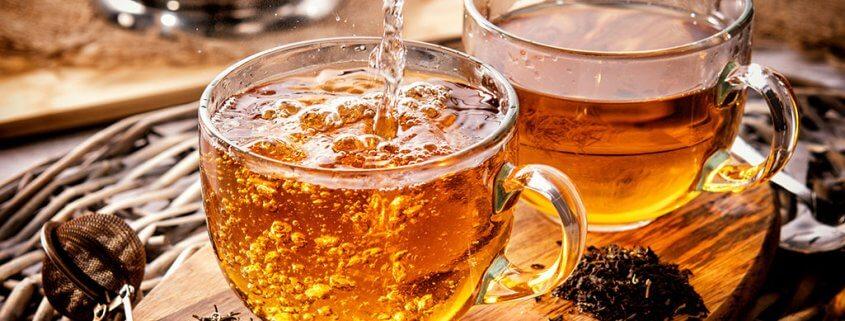 Flavored Teas