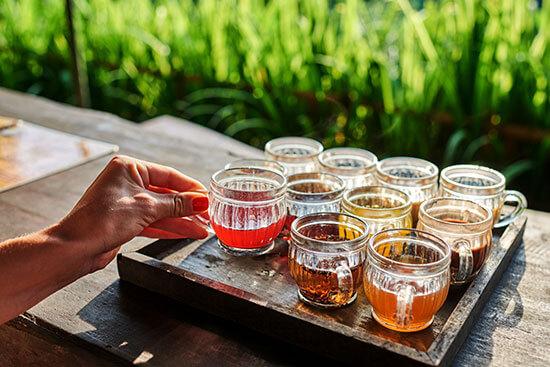 Enjoying the Taste of Flavored Teas